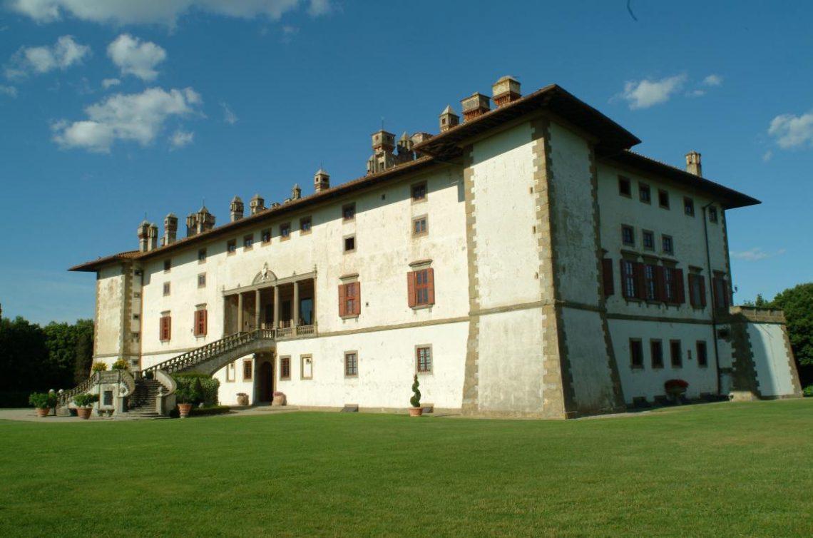 © Villa Medicea - Tenuta di Artimino