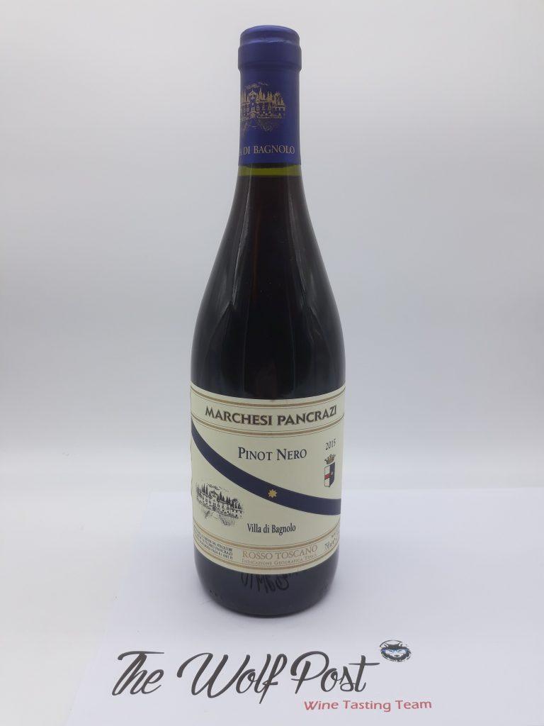 Pinot Nero 2015 - Marchesi Pancrazi
