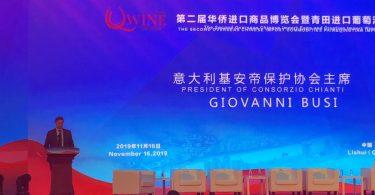 Il Consorzio Vino Chianti conquista la Cina