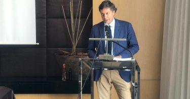 Giovanni Busi, presidente del Consorzio Vino Chianti, critico contro le istituzioni nazionali