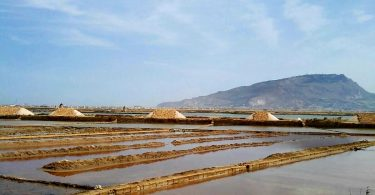 The Sicilian Sea salt - © Ph. Veronica Lavenia - The Wolf Post