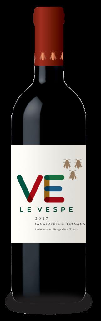 Le Vespe 2017 - Vini Vannucci