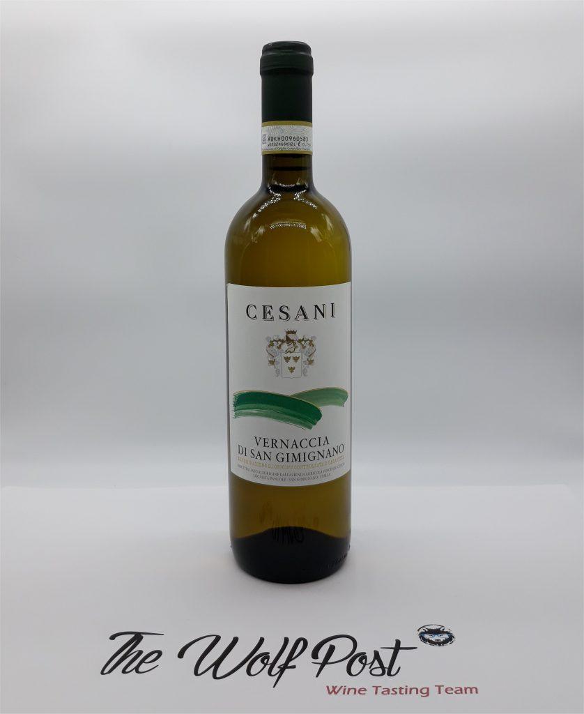 Vernaccia di San Gimignano 2018 - Cesani