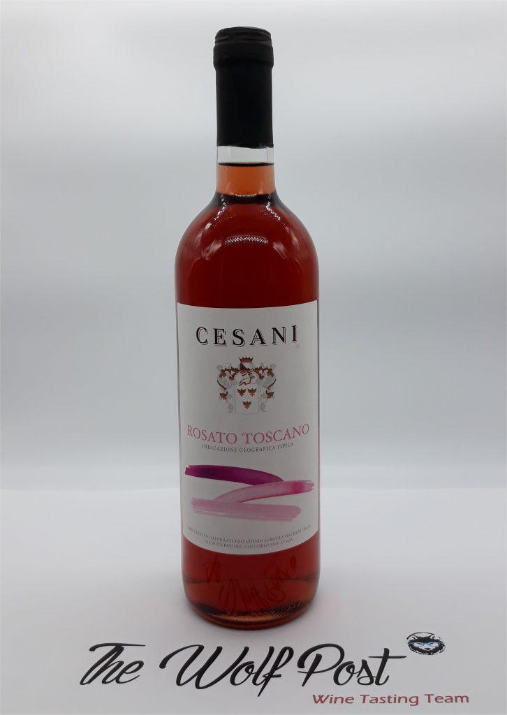Rosato Toscano 2018 - Cesani